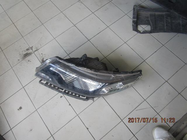 锋范hg7154cbas轿车(前大灯罩(左))